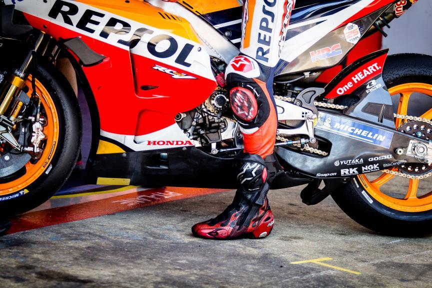 Jorge Lorenzo, Repsol Honda Team, Catalunya MotoGP™ Test © Thomas Morsellino