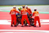 Crash Lorenzo, MotoGP, Race, Gran Premi Monster Energy de Catalunya
