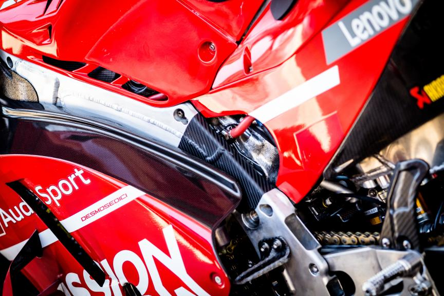 Mission Winnow Ducati, Catalunya MotoGP™ Test © Thomas Morsellino