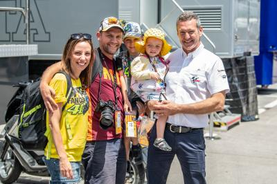 Fans join Two Wheels for Life at MotoGP™ (and you can too!)