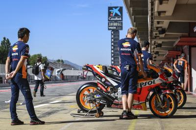 Best photos: MotoGP™ Barcelona test