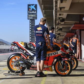 Die besten Fotos: MotoGP™ Barcelona-Test
