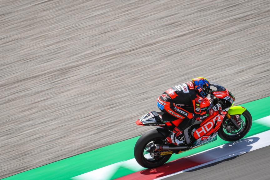 Jorge Navarro, HDR Heidrun Speed Up, Catalunya Moto2™-Moto3™ Test