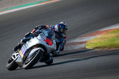 Smith, Garzo and Granado top Day 2 of the Valencia Test