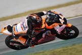 Aron Canet, Sterilgarda Max Racing Team, Catalunya Moto2™-Moto3™ Test