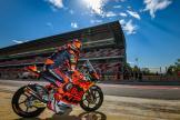 Can Oncu, Red Bull KTM Ajo, Catalunya Moto2™-Moto3™ Test