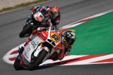 Stefano Manzi, MV Augusta Idealavoro Forward, Catalunya Moto2™-Moto3™ Test