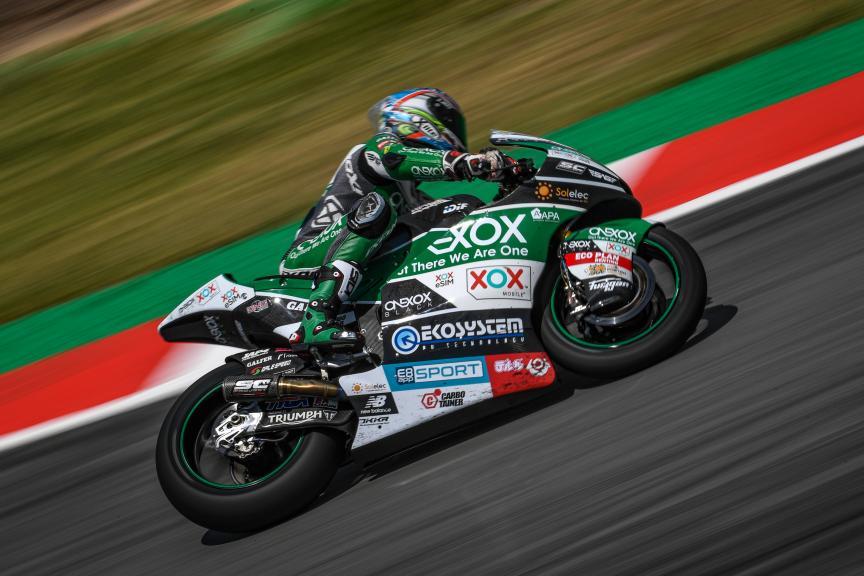 Remy Gardner, Onexox TKKR SAG Team, Catalunya Moto2™-Moto3™ Test