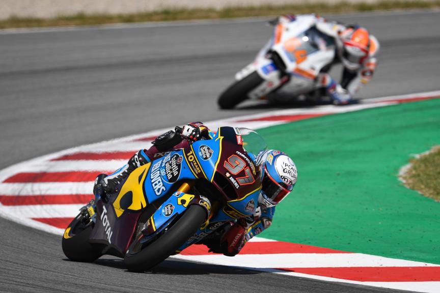 Xavi Vierge, EG 0,0 Marc Vds, Catalunya Moto2™-Moto3™ Test