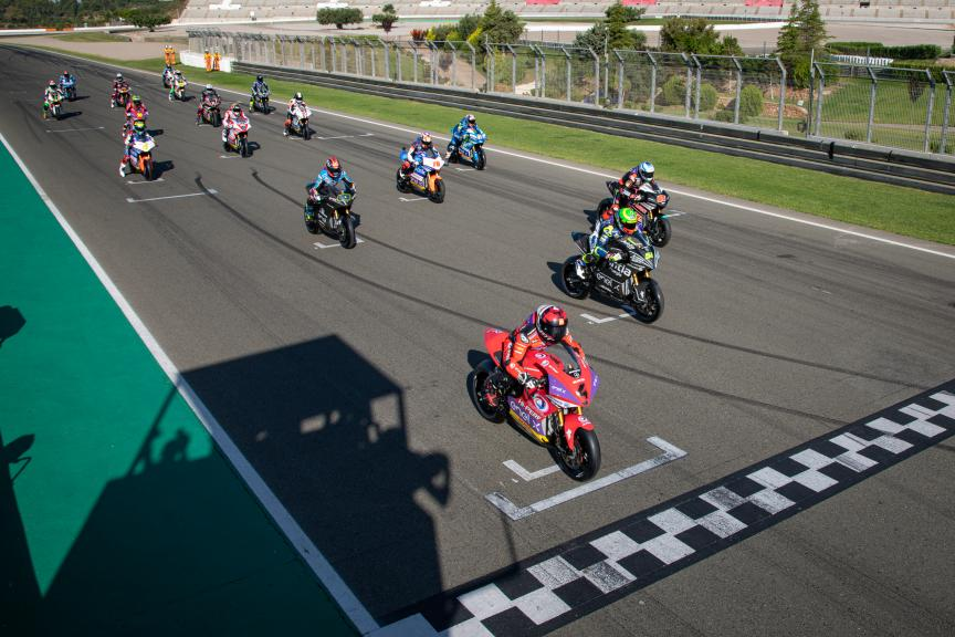 Valencia MotoE™ Test