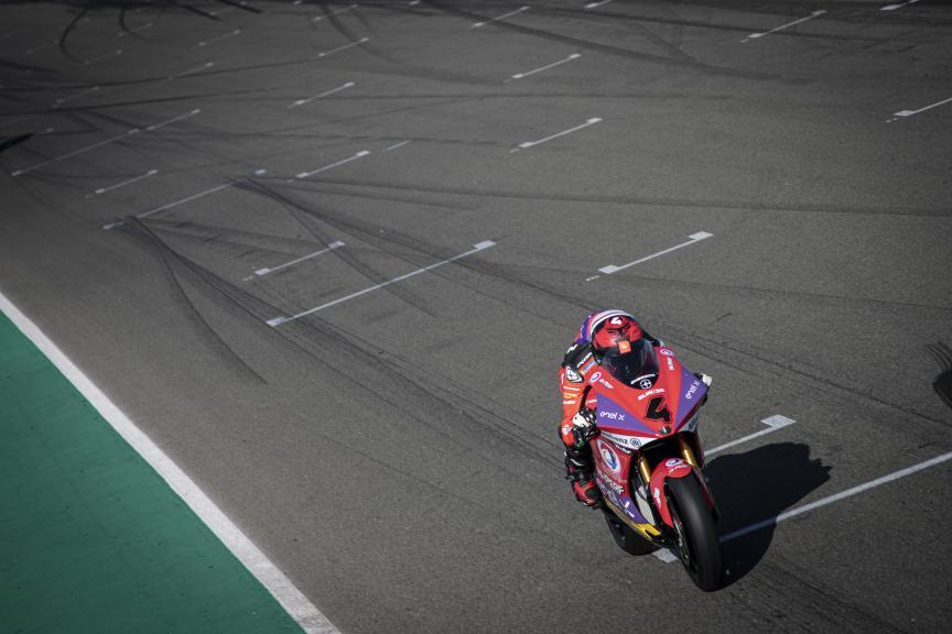 Hector Garzo, Tech3 E-Racing, Valencia MotoE™ Test