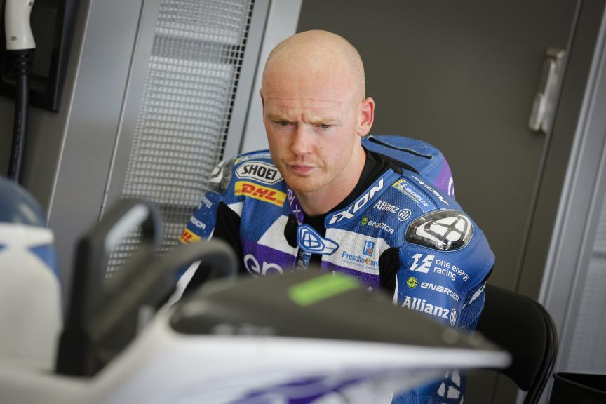 Bradley Smith, One Energy Racing, Valencia MotoE™ Test