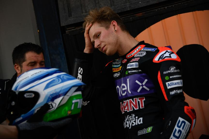 Niki Tuuli, Ajo MotoE, Valencia MotoE™ Test