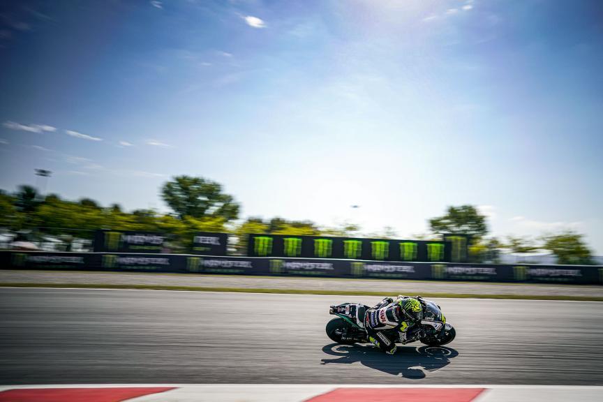 Cal Crutchlow, LCR Honda Castrol, Gran Premi Monster Energy de Catalunya
