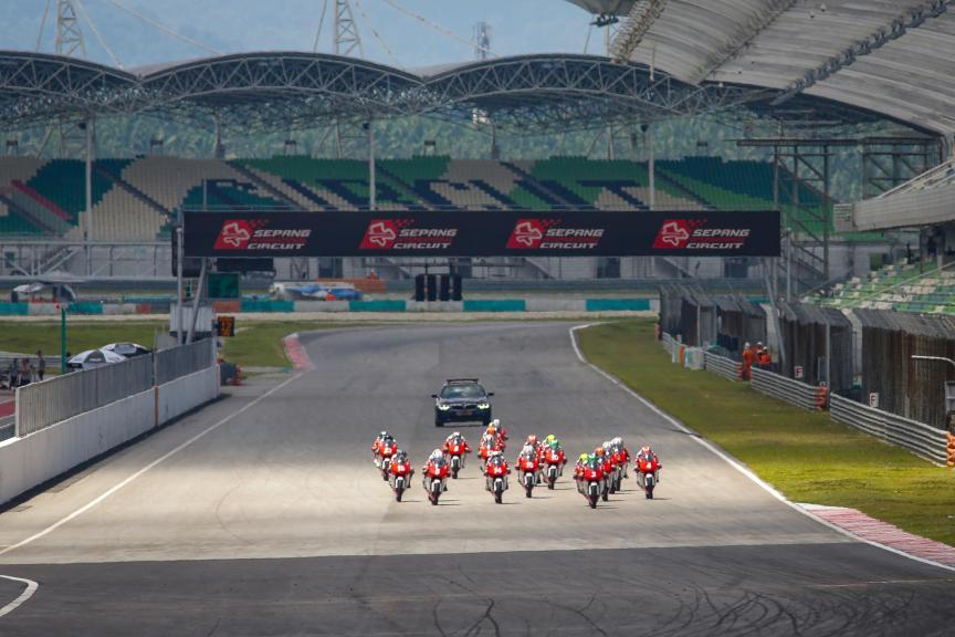 ATC, Race 2 in Malaysia