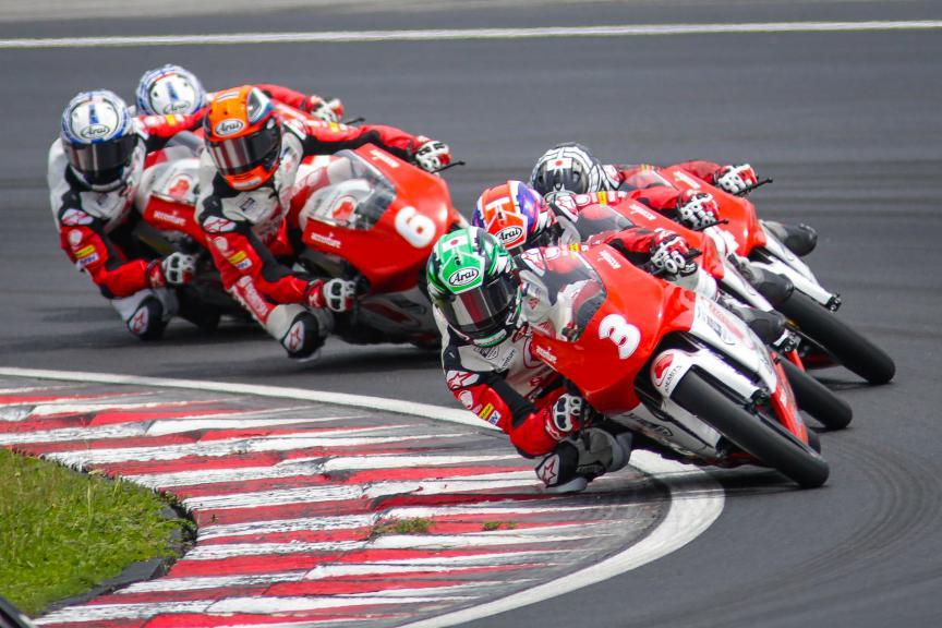 ATC, Race 1 in Malaysia