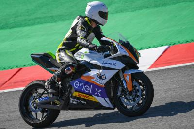 Two Wheels for Life : L'expérience MotoE™ à Montmeló