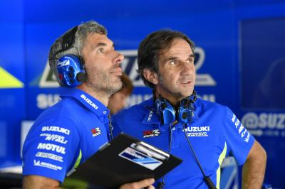 What are Davide Brivio's thoughts of Suzuki's 2019 season?