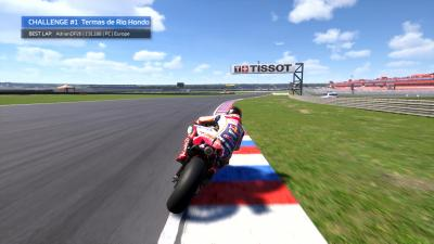Check out the best lap from MotoGP eSport Challenge #1!