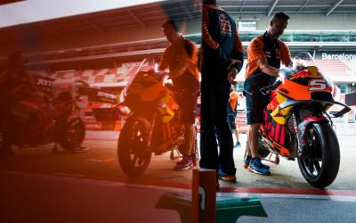 The ever-evolving world of MotoGP™ technology