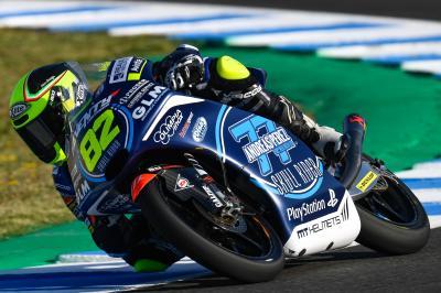 Nepa prende il posto di Perez in Moto3™