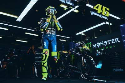 Rossi se mentaliza para el gran asalto a