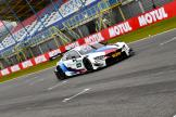 MotoGP™ Meets DTM: Franco Morbidelli in a DTM BMW alongside DTM driver Bruno Spengler