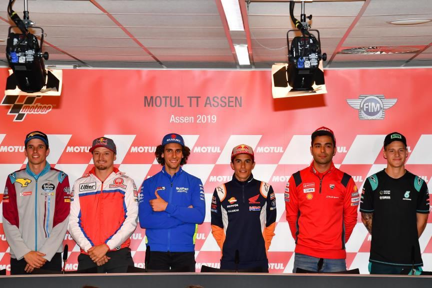 Press-Conference, Motul TT Assen