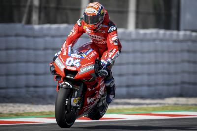 Dovizioso: 'There's a long way to go'