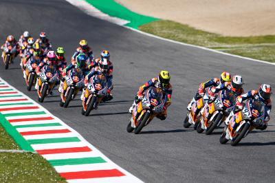 La Red Bull MotoGP Rookies Cup s'invite à Assen