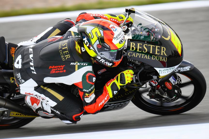 Jaume Masia, Bester Capital Dubai, Motul TT Assen