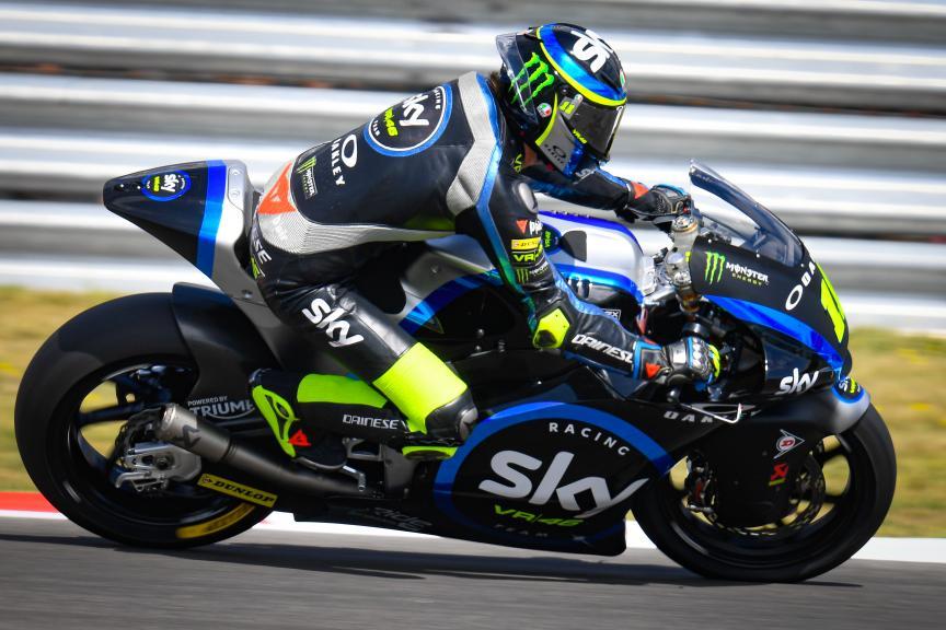 Nicolo Bulega, Sky Racing Team VR46, Motul TT Assen