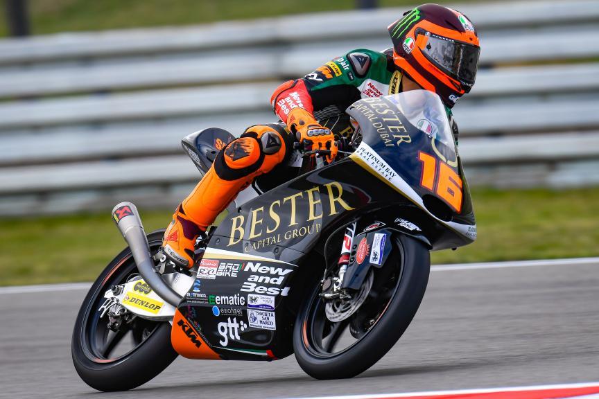 Andrea Migno, Bester Capital Dubai, Motul TT Assen
