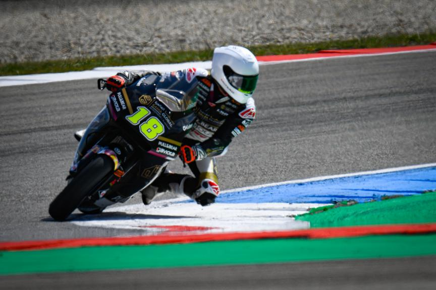 Xavier Cardelus, Sama Qatar Angel Nieto Team, Motul TT Assen