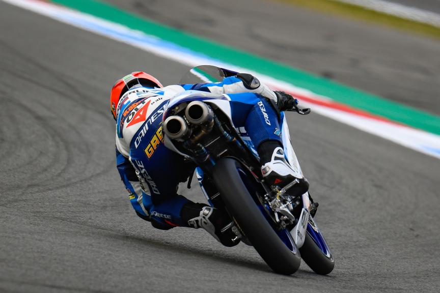 Gabriel Rodrigo, Kőmmerling Gresini Moto3, Motul TT Assen