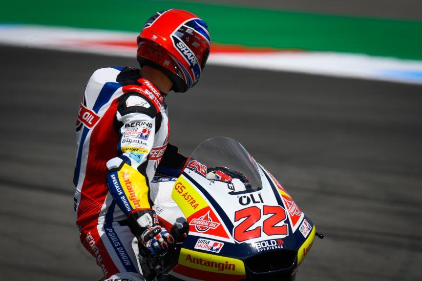 Sam Lowes, Federal Oil Gresini Moto2, Motul TT Assen