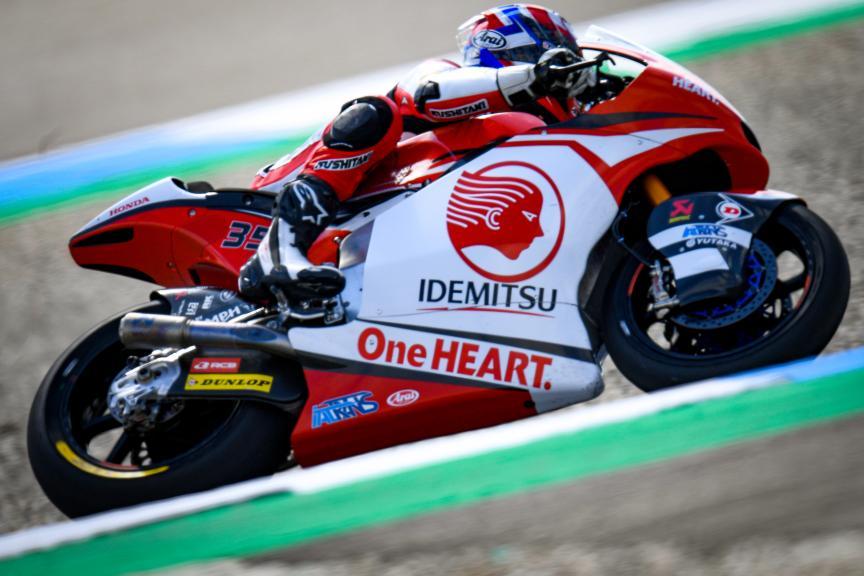 Somkiat Chantra, Idemitsu Honda Team Asia, Motul TT Assen