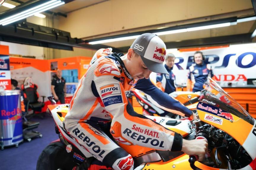 Jorge Lorenzo, Repsol Honda Team, Motul TT Assen