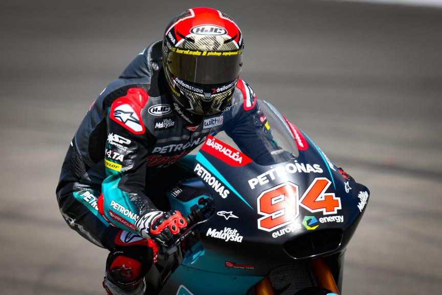 Jonas Folger, Petronas Sprinta Racing, Motul TT Assen