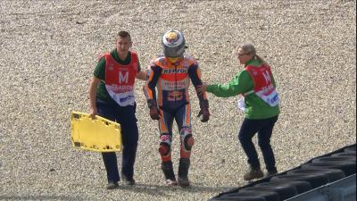 Lorenzo: Schlechtester Assen-Start nach schnellem FP1-Crash