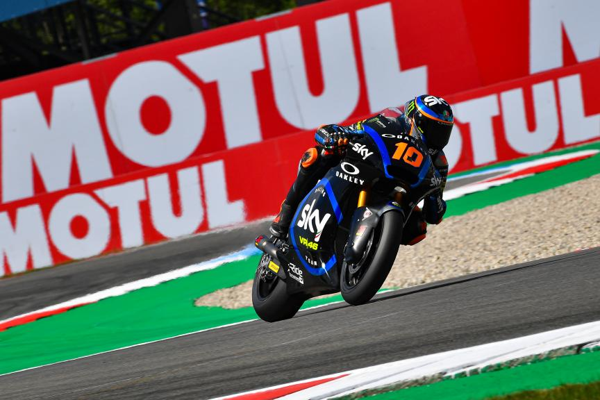 Luca Marini, Sky Racing Team VR46, Motul TT Assen