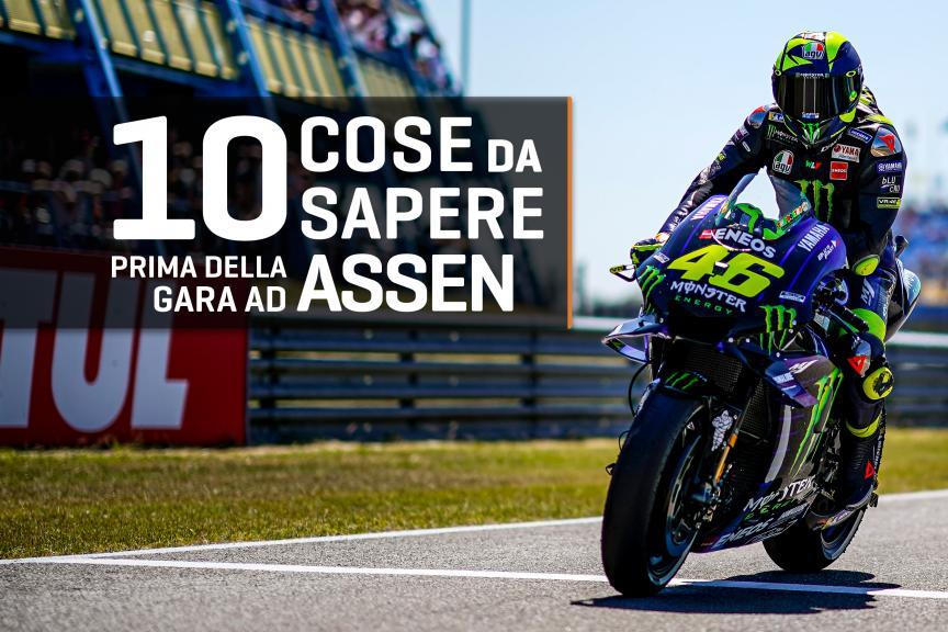 10 things Assen - ita