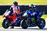 Maverick Vinales, Francesco Bagnaia, Monster Energy Yamaha MotoGP, Motul TT Assen