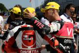 Niccolo Antonelli, Tony Arbolino, Motul TT Assen