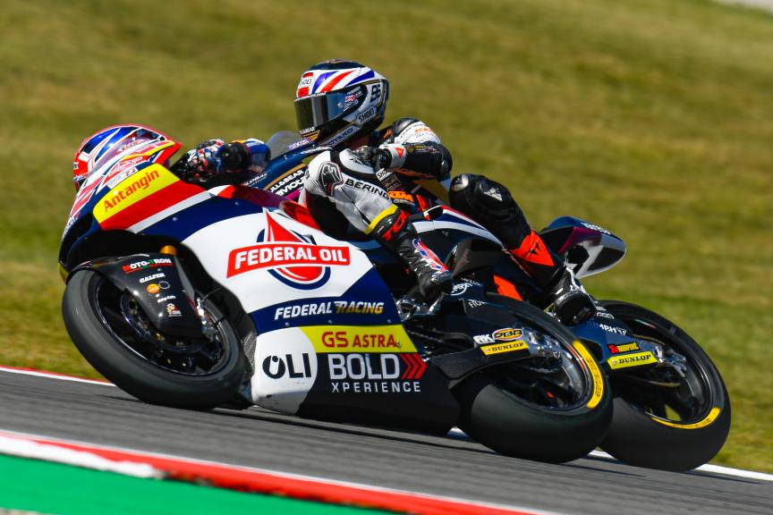Sam Lowes, Federal Oil Gresini Moto2, Motul TT Assen