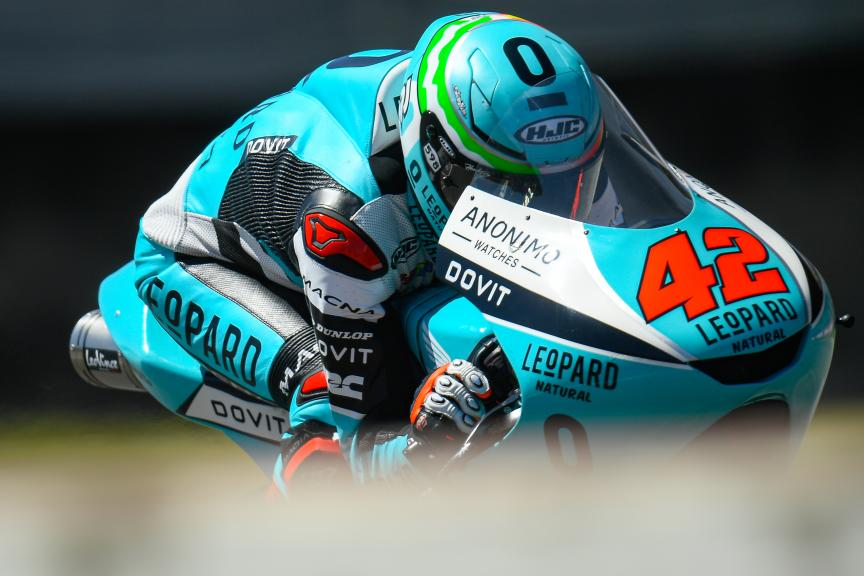 Marcos Ramirez, Leopard Racing, Motul TT Assen