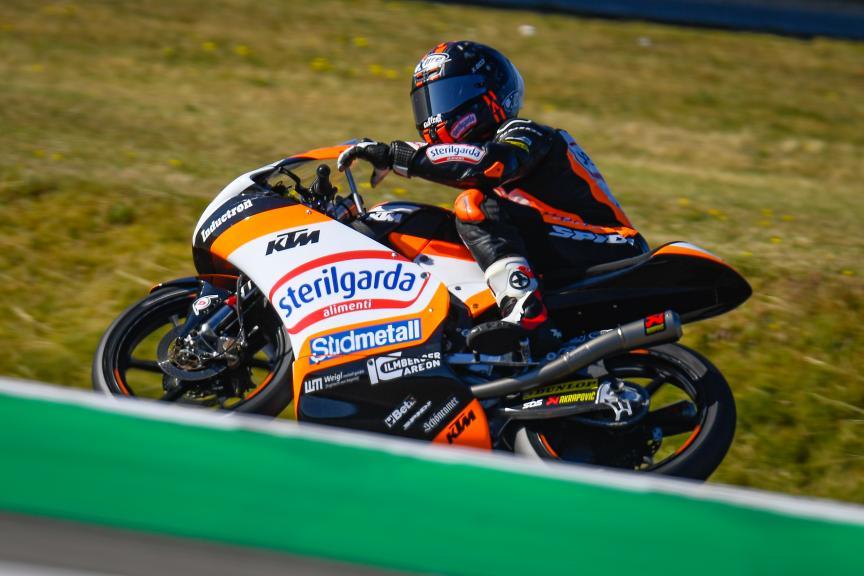 Aron Canet, Sterilgarda Max Racing Team, Motul TT Assen
