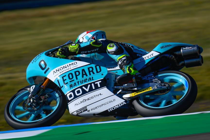 Lorenzo Dalla Porta, Leopard Racing, Motul TT Assen