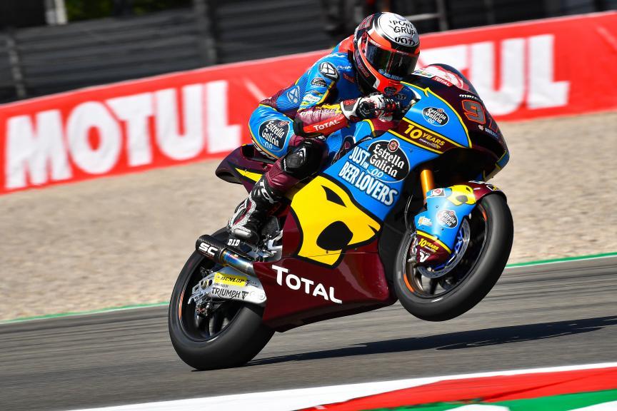 Xavi Vierge, EG 0,0 Marc Vds, Motul TT Assen