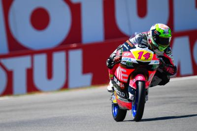 Arbolino tops FP3 with a handful of big names edged into Q1